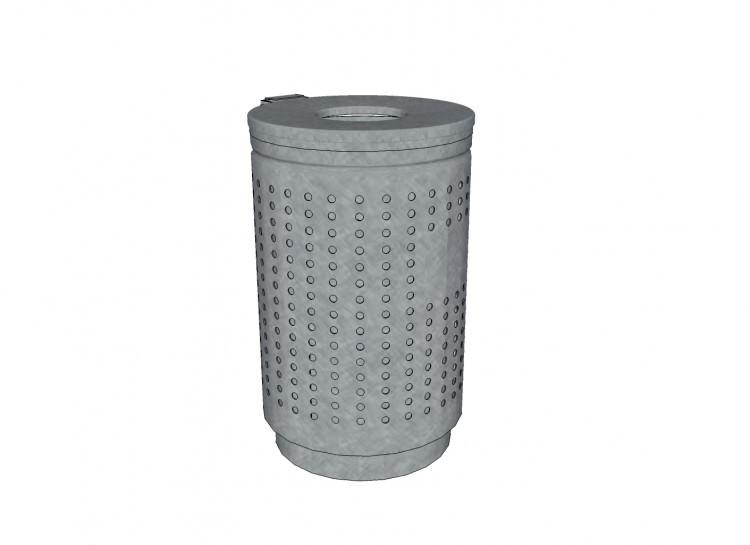 Affaldsbeholder Jessing