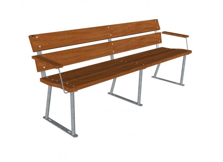 Jessing plankebænk offentlig