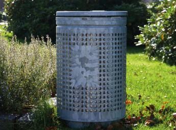 Jessing affaldsbeholder