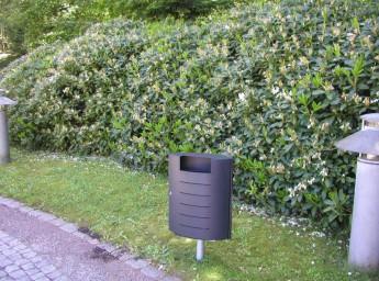 Jessing arki affaldsbeholder