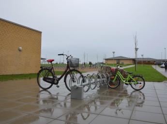 Arki cykelstativ med