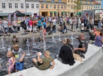 Nyt torv i Silkeborg